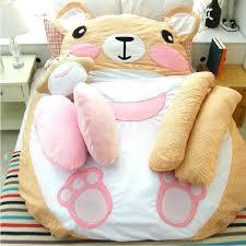 aliexpress com buy 200cm x 150cm anime rilakkuma bear beanbag