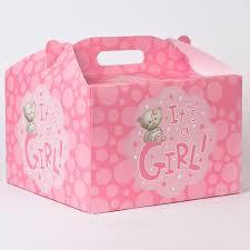 balloon gift hugs it s a girl balloon gift box only 1 59
