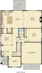 lynden new home plan in northwood estates by lennar