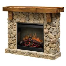 nice white neutral stone fireplace mantels design with fiar wooden