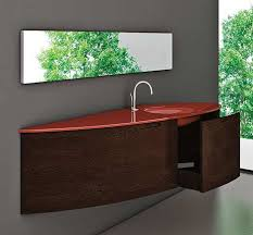 Bathroom Cabinets Modern by Bathroom Modern Wall Mounted Bathroom Double Mirror And Sink