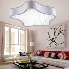 Led Bedroom White Round Ceiling - led ceiling lamp ideal modern white indoor round suitable for home