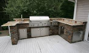 Outdoor Kitchen Cabinet Kits by Outdoor Kitchen Kits Casanovainterior