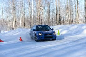 subaru winter learning to drive a subaru wrx sti rally car in the snow
