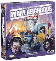 home design game neighbors amazon com zombicide angry neighbors game toys u0026 games