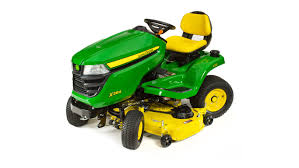 riding mowers 4 wheel steering lawn tractors john deere us