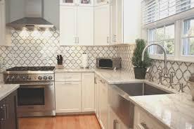 backsplash new backsplash tile with white cabinets room design