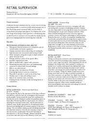 supervisor resume exles 2012 retail management resume exles foodcity me