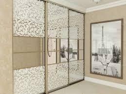Customized Closet Doors Replacing Mirrored Closet Doors Wardrobe Design Closet Sliding