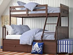 bunk bed full size build bunk beds bunk beds land of nod inspired do it yourself