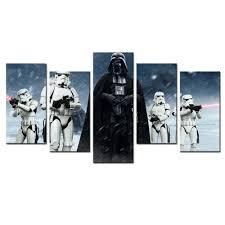 aliexpress com buy home decor pictures framed art star wars film