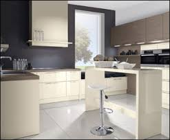 cuisine taupe laqué cuisine actuelle cuisine moderne cuisine design meuble de