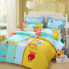 Giraffe Bed Set Bedding Sheet Steel Picture More Detailed About Lovo Happy
