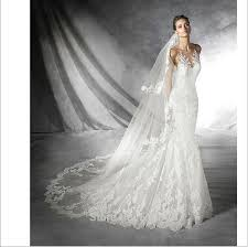 2016 lace mermaid wedding dress elegant wedding dress wedding