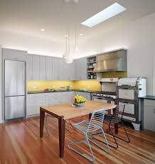 kitchen room design charming modern kitchen white beech paint