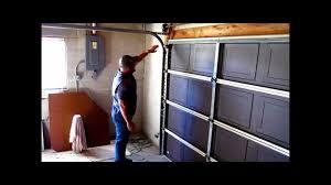 Overhead Door Maintenance by How To Do Preventative Maintenance On Your Garage Door Part 3 W
