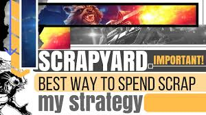 best way to spend scrap don t this opportunity marvel