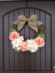 how to make a wreath for front door interior design