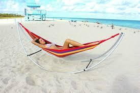 hammock for beach campground outdoor travel folding hammock