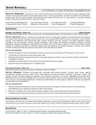 Shift Manager Resume Event Planner Sample Resume Planner Resume Event Planner Free