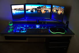 Best Gaming Pc Desk Surprising Cpu Desk 17 Graceful Gaming Computer Photos