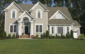 collections of brown exterior house color combinations free