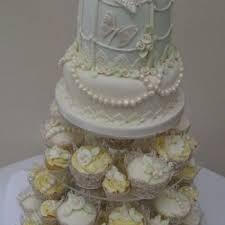 Cupcake Wedding Cake Cupcake Wedding Cakes Iced Magic Cakes