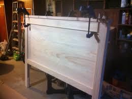 Reclaimed Wood Headboard by Ana White Reclaimed Wood Headboard Queen Sized Diy Projects