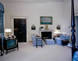 white house bedroom view of president john f kennedy s rooms white house in 1962