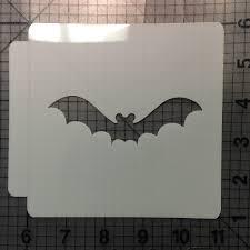 Halloween Bat Stencils by Bat Stencil 100