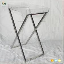 acrylic folding table acrylic folding table suppliers and