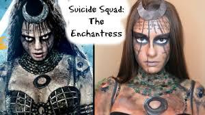 Enchantress Halloween Costume Squad Enchantress Nyx Face Awards 2016