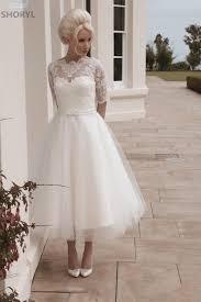 wedding dress pendek vintage wedding dress pendek beli murah vintage wedding dress