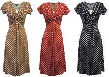 1940s dresses 1940s polka dot dress ebay