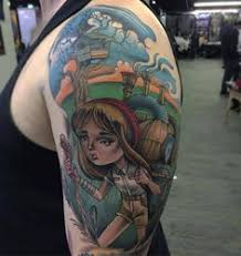 don u0027t fear the reaper paulnycz cc at iron heart tattoo in des