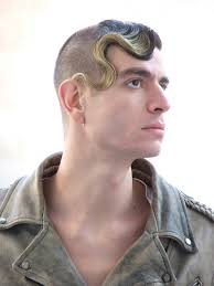 wave men haircuts wave hairstyle for men michelle williams pixie cut finger waves in