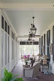porch lighting ideas porch farmhouse with classical architecture