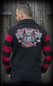 racing sweater