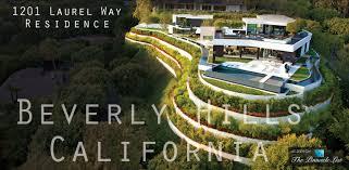 31 million 1201 laurel way residence u2013 beverly hills ca usa
