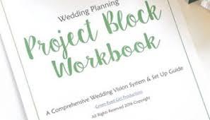 Planning Your Own Wedding Wedding Planning Jumpstart Package Wedding Organizer Green
