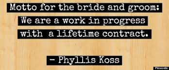 Bride And Groom Quotes On Fire