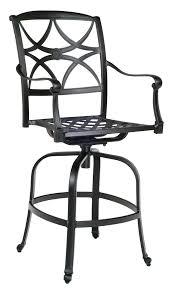 Wrought Iron Swivel Patio Chairs Furniture Captivating Woodard Furniture For Patio Furniture Ideas