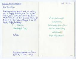 handwritten birthday cards u2013 gangcraft net