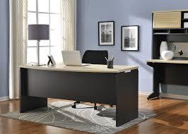 big computer desk ameriwood furniture altra furniture benjamin executive office desk