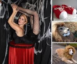 Halloween Costumes Circus Theme Diy Halloween