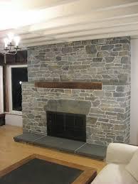 interior fantastic decorating ideas using cream stone around