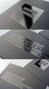 25 best black business cards images on pinterest black business