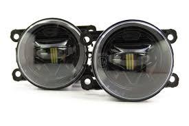 amazon com ijdmtoy complete set yellow lens fog lights foglamp fiat 500 fog lights kit u2013 car image idea