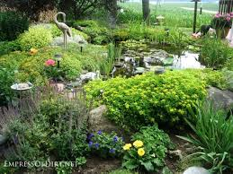 Backyard Pond Landscaping Ideas 17 Beautiful Backyard Pond Ideas For All Budgets Empress Of Dirt