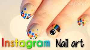 nail art literarywondrous instagram nail art picturesn